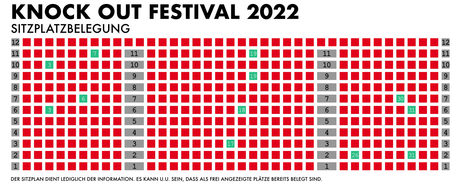 Knock Out Festival 2021